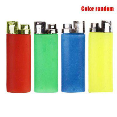 Prank Toys Water Jet Lighter Tricky April Fools Day Prank Props Creative Vent Spoof Toy Fake Lighter Joke Trick Toy