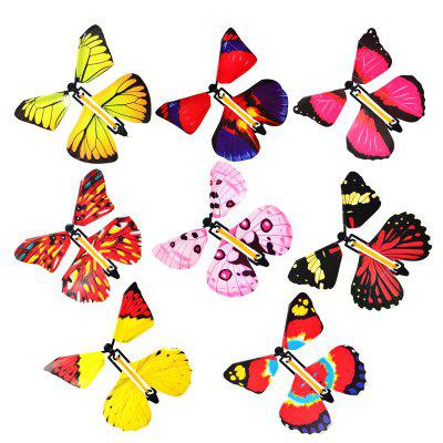 Magic Flying Butterfly Little Magic Tricks Funny Surprise Joke Toys for Children Surprising Magic Butterfly