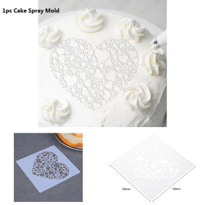 Sugarcraft Cake Decorating Tools Fondant Plunger Cutters Tools Cookie Biscuit Cake Mold Flower Set Baking Accessories