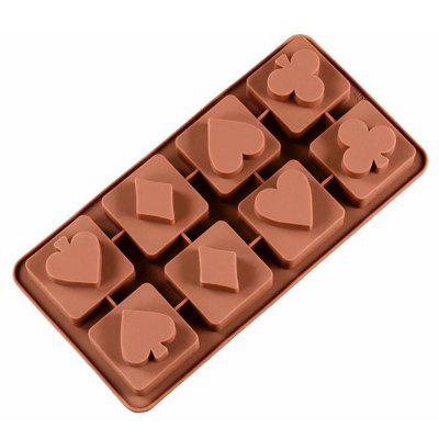 Chocolate Molds Food Silicone Candy Molds Cake Decorating Tools 3D Gummy Chocolate Baking Cookie Accessories Diverse Style