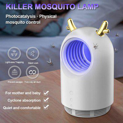 LED Mosquito Killer Lamp UV Night Light USB Insect Killer Bug Zapper Mosquito Trap Lantern Repellent Lamp For Dropshipping