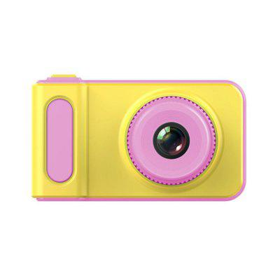 Digital Children Camera Children Mini Camera Children Kids Educational Baby Toy Gifts Digital Camera 1080P Projection Camere