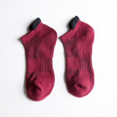 2019 Men Women Spring Minimalism 100% Cotton Ankle Mens Compression Short Socks Mens Dress Socks Unisex Casual Cotton Socks