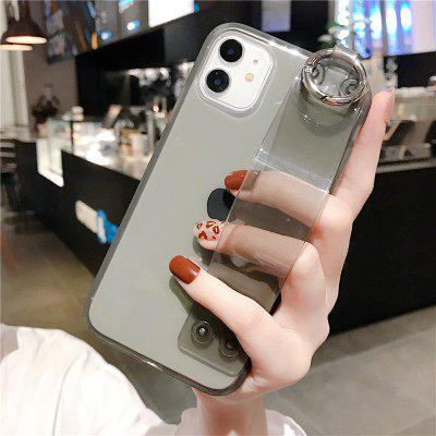 Transparent Shockproof Frame Case For iPhone 11 Pro Max Full Body Soft TPU Phone Back Cov