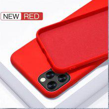iPhone 11 Pro Cute Candy Color Couples Soft Silicone Back Cover