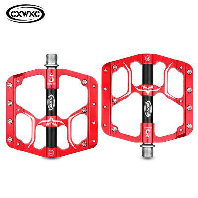 Flat Bike Pedals MTB Road 3 Sealed Bearings Bicycle Pedals Mountain Bike Pedals Wide Platform Pedales Bicicleta Mtb Accessories mountain bike bicycle pedals cycling aluminium alloy pedals bicicleta mountain bicycle pedal flat xc tr am fr dh koozer pd50