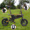 Presale ZIYOUJIGUANG T18 Electric Bicycle Foldable Bike Ship from Poland