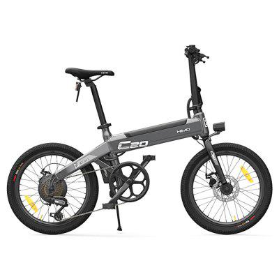 HIMO C20 10AH Electric Moped Bicycle Bike Image