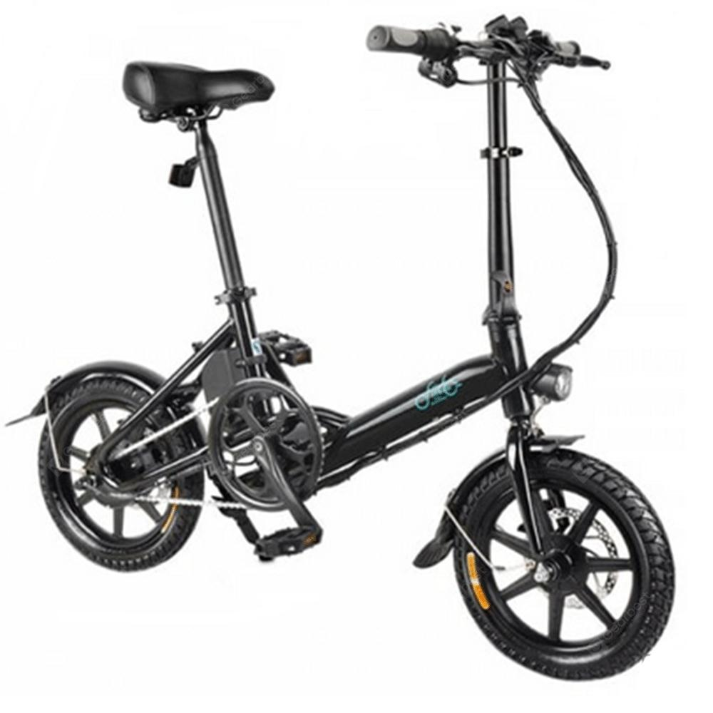 FiIDO D3 Mini Aluminium Alloy Smart Folding Electric Bike