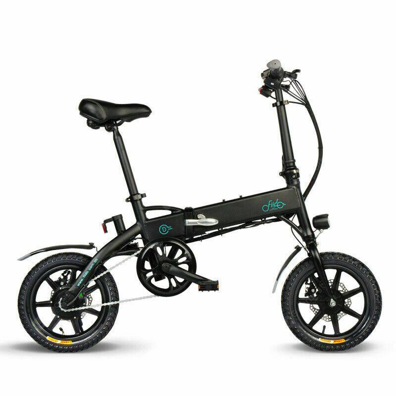 FIIDO D1 Folding Electric Bike Moped Fiets E-bike