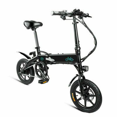 FIIDO D1 Folding Electric Bike Moped Bicycle...