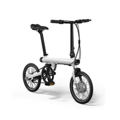 Original Xiaomi QiCYCLE EF1 Smart Folding Electric Bike Bicycle Bluetooth Max 20km per Hour Image