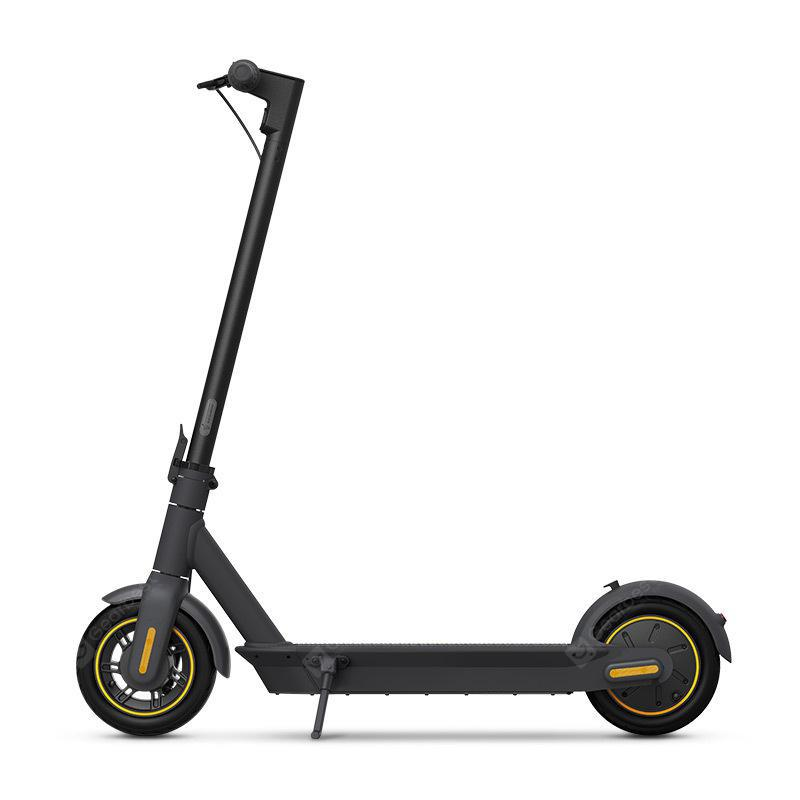 Ninebot MAX G30 Electric Scooter Fixed Speed Cruise 350W Motor 15.3Ah Battery 65km Mileage Black - Black China 5%commissions