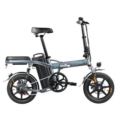 FIIDO L2 Electric Bicycle Smart 20Ah Folding Moped E-bike