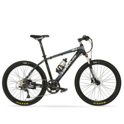 LANKELEISI T8 26 Inches Cool E Bike 9 Speeds Oil Disc Brakes Pedal Assist Electric Bike Image