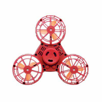 """F1 Flying Hand Spinner Anti Anxiety Spinner Stress Reduce Anxiety Automatic Rotation Christmas Gift"""