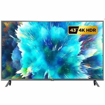 Xiaomi Mi TV 4S 43in Android 9.0 Google Assistant Smart UHD TV Televisão 2.4G 5G WIFI
