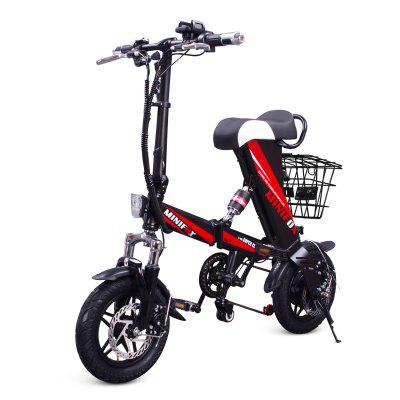 ENGWE A36 Electric Bike Bicycle 8AH Battery 250W Motor Front and Rear Disc Brake Image
