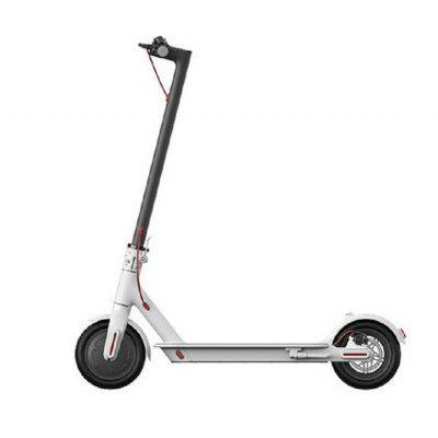Xiaomi Mijia 1S Folding Electric Scooter 8.5 Inch Tire 500W Brushless Motor Up To 30km Range Max speed 25km/h Smart Display Dual Brake CN Version