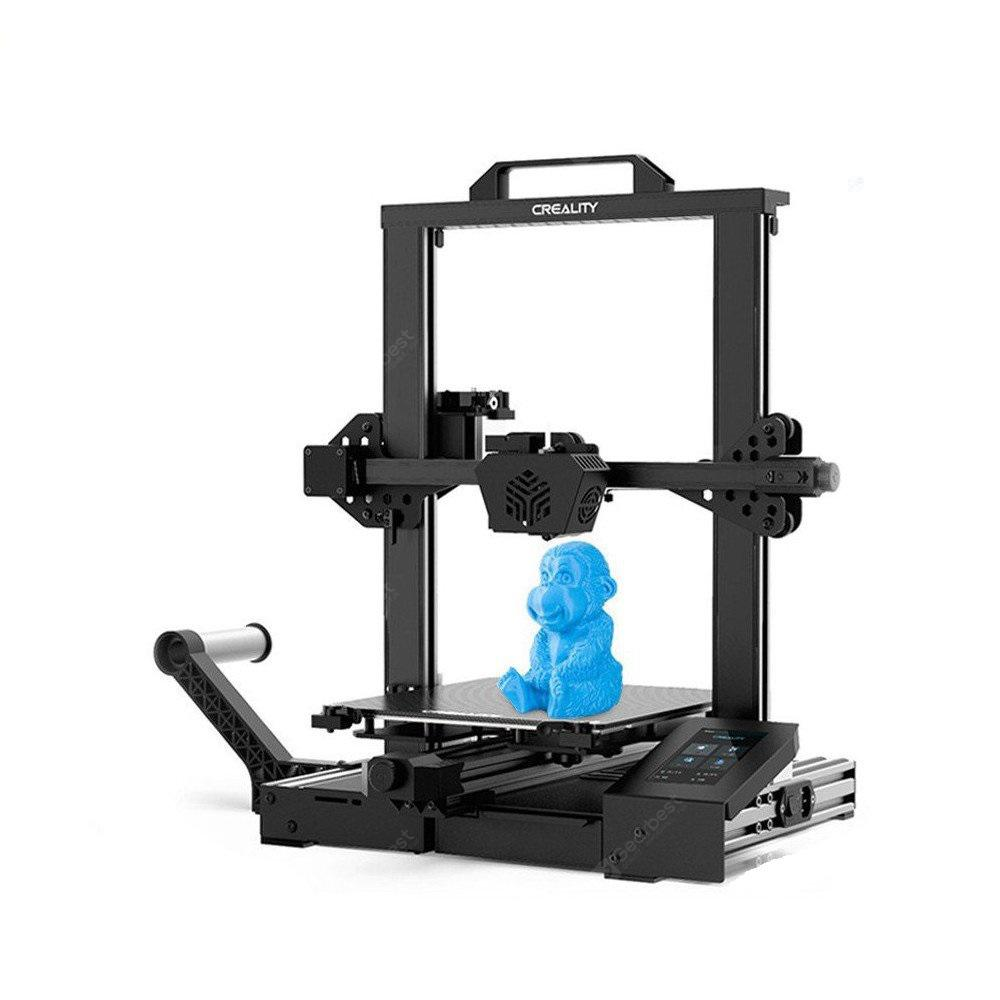 Creality CR-6 SE 3D Printer Leveling-Free Silent Mainboard Resume Meanwell 235x235x250mm