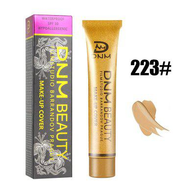 Invisible foundation cream concealer facial contour makeup texture smooth and easy to apply