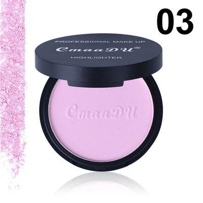 CmaaDu moist dry professional makeup powder waterproof fashion sexy beauty makeup skin care