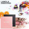 Brand LAMEILA waterproof pearlescent matte six-color eye shadow natural easy to apply eye makeup