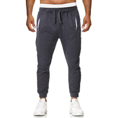 YOONHEEL Casual Pants Mens Sports Pants Thin Section 7124