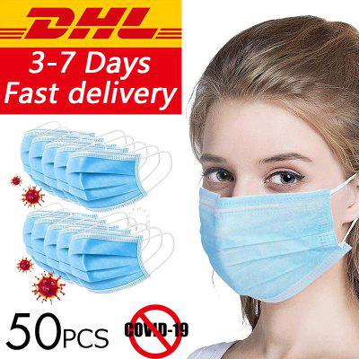 disposable anti viral face mask