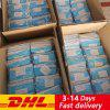 DHL 50pcs Anti-Pollution Face Masks Ordinary Nonmedical Disposable 3 Layer Meltblown Filter Earloops