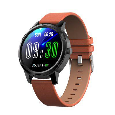 X20 Smart Bracelet Watch Color Screen Full Circle Bluetooth Sports Waterproof Pedometer Health