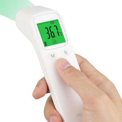 Thermometer Electronic LED Digital Non-Contact Infrared Body Health Detector  Baby Adult Liquid Crystal Forehead Ear Measurement