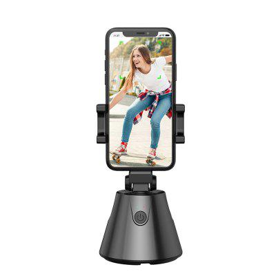 Smart PTZ Object Tracking Camera Face Recognition Mobile Phone Bracket Automatic Intelligent Shooting Selfie Stick 360°