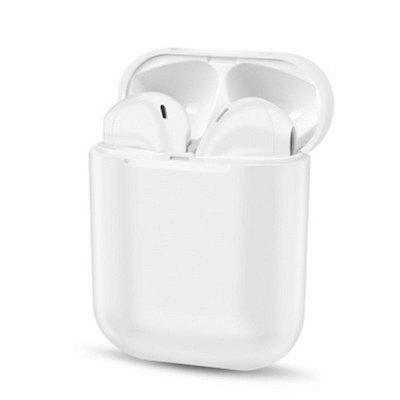 i18 TWS Earphones Bluetooth 5 Earbuds Wireless 3D Sound Headsets Headphones for Android  iphone