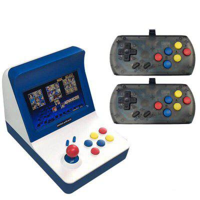 W9 LCD Mini Table Top Acrylic Cabinet With New Game Board 3000 in 1  Arcade game machine