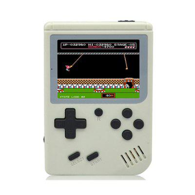 Pocket Handheld Game Player Built-in 500 Classic Games Best Gift for Child Nostalgic Player