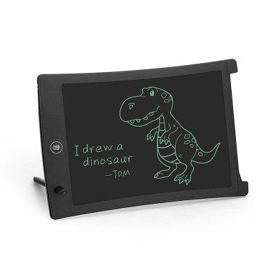HYX 8 Inch Thick Font LCD Writing Tablet Drawing Board Digital Notepad Handwriting Pad