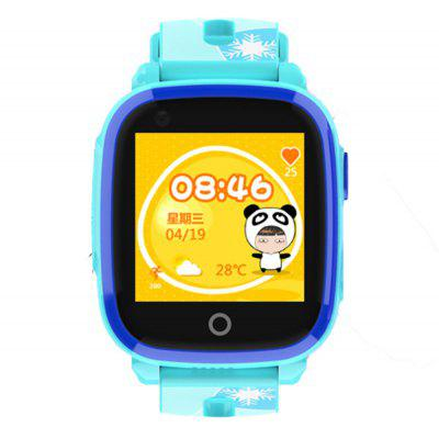 DF33 IP67 wasserdichte Kinder Smart Watch 4G Remote Kamera GPS WIFI Positionierung Kinder Smart GPS Watch