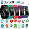 IOS Outdoor Waterproof Smart Pedometer 115 Plus Blood Pressure Monitoring Heart Rate Smart Counter