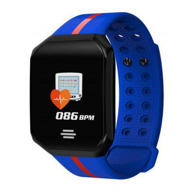 B07 Smart Fitness Bracelet Sport App Control Watch Pulse Heart Rate Tracker Waterproof