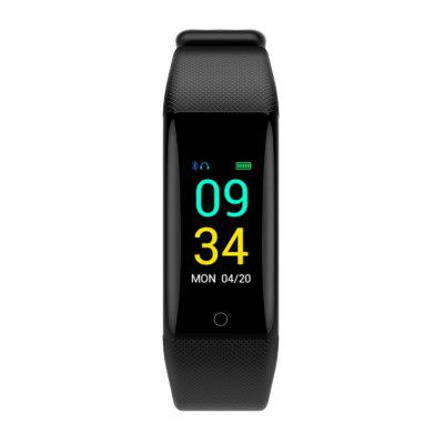 T10 smart watch IP68 waterproof heart rate fitness tracker wearable device for Android IOS