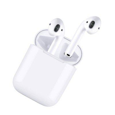 I20 TWS pop up 3D bass headset touch function wireless charging