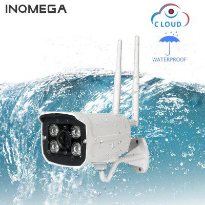 INQMEGA T728 Wifi Outdoor IP Camera 1080P Waterproof Wireless Security Camera Two Way Audio  Camera