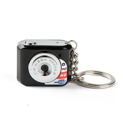 X3 Mini Camcorder Ultra Mini HD Camera HD Digital Camera Mini DV Support TF Card 32GB