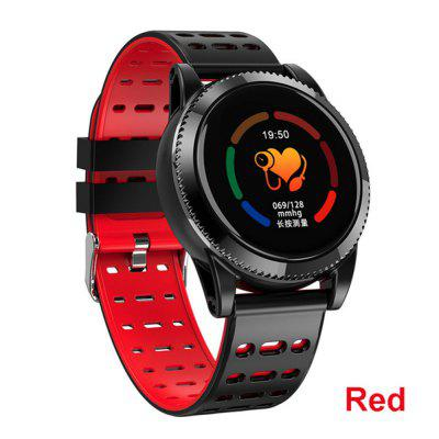 M11 smart bracelet color screen music control heart rate monitor fitness tracker movement