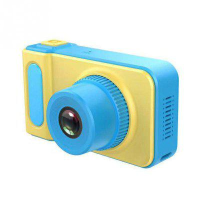 2 inch IPS HD screen child camera toy mini child anti-shake digital camera