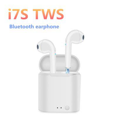 Wireless Earpiece Bluetooth Earphones i7s TWS sport Earbuds Headset With Mic For smart Phone