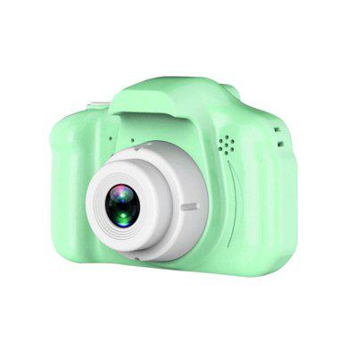 X200 HD screen mini digital camera rechargeable children cartoon cute camera toy