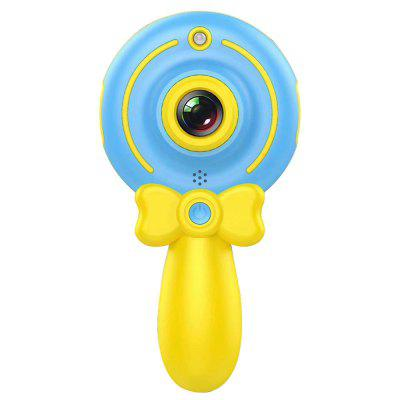 Digital multi-function photo toy portable USB charging children camera video recording learning