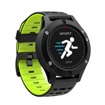 F5 Gps smart watch altimeter barometer heart rate monitor sports fitness